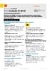 Описание (TDS): Hydraulic S1 M 32 (TDS-rus)