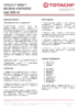 Описание (TDS) Totachi NIRO HD Semi-Synthetic SAE 10W-40
