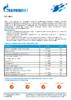 Техническое описание (TDS) Газпромнефть КС-19п А