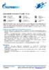 Техническое описание (TDS) Газпромнефть Compressor F Synth – 46, 68