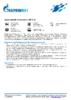 Техническое описание (TDS) Газпромнефть Compressor Oil T-46