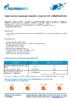 Техническое описание (TDS) Газпромнефть Cutfluid Synthetic