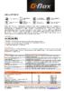 Техническое описание (TDS) Газпромнефть G-Box ATF DX VI
