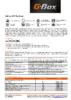 Техническое описание (TDS) Газпромнефть G-Box ATF Far East