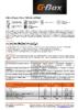Техническое описание (TDS) Газпромнефть G-Box Expert GL-4 75W-90, 80W-85