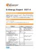 Техническое описание (TDS) Газпромнефть G-Energy Expert DOT-4