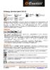 Техническое описание (TDS) Газпромнефть G-Energy Service Line R 5W-30