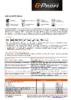 Техническое описание (TDS) Газпромнефть G-Profi GTS 5W-30