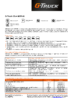 Техническое описание (TDS) Газпромнефть G-Truck GL-4 80W-90