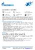 Техническое описание (TDS) Газпромнефть GL-4GL-5 75W-90