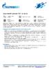 Техническое описание (TDS) Газпромнефть Hydraulic HZF – 32, 46, 68