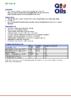 Техническое описание (TDS) Q8 Auto 25