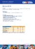 Техническое описание (TDS) Q8 Auto M 15