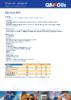 Техническое описание (TDS) Q8 Auto MV