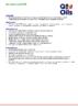 Техническое описание (TDS) Q8 Chain Lube PTFE