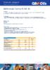 Техническое описание (TDS) Q8 Formula Techno FE 5W-30