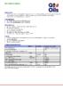 Техническое описание (TDS) Q8 Giotto Complex