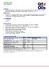 Техническое описание (TDS) Q8 MOTO SBK SAE 10W-40