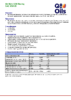 Техническое описание (TDS) Q8 Moto SBK Racing SAE 10W-50