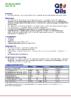 Техническое описание (TDS) Q8 Mozart SHPD SAE 30, 40