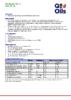 Техническое описание (TDS) Q8 Mozart TM 12 SAE 30, 40