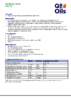 Техническое описание (TDS) Q8 Mozart TM 30 SAE 30