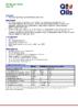 Техническое описание (TDS) Q8 Mozart TM 50 SAE 40