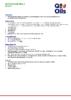 Техническое описание (TDS) Q8 Rembrandt Moly 2 NLGI 2