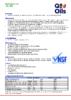 Техническое описание (TDS) Q8 Rossini CH 150, 460