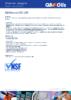 Техническое описание (TDS) Q8 Rossini CO 100