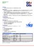 Техническое описание (TDS) Q8 Rossini P ISO 15