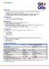 Техническое описание (TDS) Q8 Rubens 00