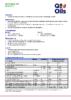 Техническое описание (TDS) Q8 Rubens EM NLGI 2, 3