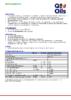 Техническое описание (TDS) Q8 Ruysdael CL 2