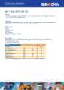Техническое описание (TDS) Q8 T 630 DPF 5W-30