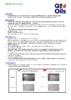 Техническое описание (TDS) Q8 da Vinci 6, 8, 20