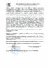 Декларация соответствия Mobil Gargoyle Arctic 300 (по 26.12.2020г.)