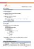 Паспорт безопасности ZIC X7 FE 0W-30