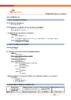 Паспорт безопасности ZIC X7000 5W-30