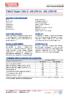 Техническое описание (TDS) Teboil Super XLD-2 SAE 5W-30, SAE 10W-40