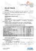 Техническое описание (TDS) ZIC GFT 75W-85