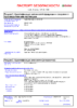 Паспорт безопасности Castrol Magnatec 5W-40 A3_B4 SDS