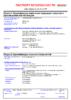 Паспорт безопасности Castrol Magnatec Diesel 5W-40 DPF