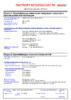Паспорт безопасности Castrol Vecton Long Drain 10W-40 LS