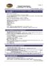 Паспорт безопасности Mannol 2 Takt Universal