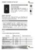 Техническое описание (TDS) Роснефть Formtec Metal Cast