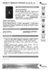 Техническое описание (TDS) Роснефть GIDROTEC WR HVLP 15, 22, 32, 46