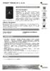 Техническое описание (TDS) Роснефть Termoil OE 12, 16, 26