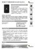 Техническое описание (TDS) Роснефть Turbogear 32, 46, EP 32, EP 46
