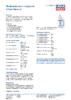 Техническое описание (TDS) Liqui Moly 2-Takt-Motoroil